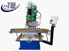 TW- vertical milling machine