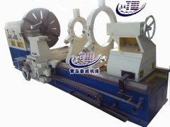 C61125 × 2000 dual-core frame lengthened Lathe